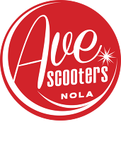 Logo Avenue Scooters