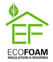 Logo Eco Foam Insulation & Roofing