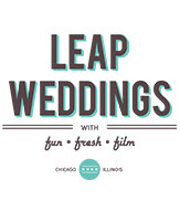 Logo Leap Weddings