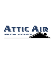 Logo Attic Air INSULATION & VENTILATION