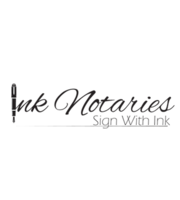 Logo Ink Notaries