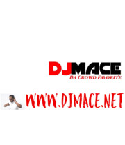 Logo DJ MACE ENTERTAINMENT