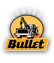 Logo Bullet Towing