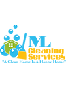 Logo M and L Cleaning Services LLC