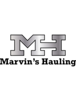 Logo Marvin's Hauling