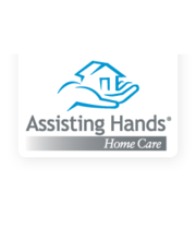 Logo Assisting Hands Home Care