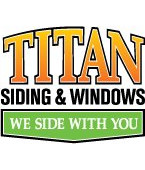 Logo Titan Siding, Windows and Exteriors