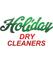 Logo Holiday Dry Cleaners