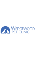Logo Wedgewood Pet Clinic