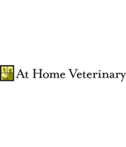 Logo At Home Veterinary