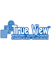 Logo True View Windows & Glass