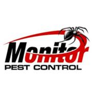 Logo Monitor Pest Control