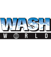 Logo Wash World Coin Laundry