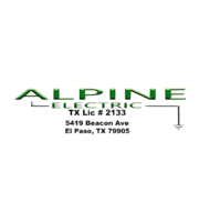 Logo Alpine Electric