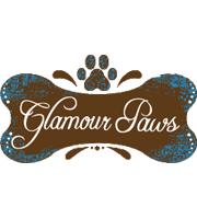 Logo Glamour Paws