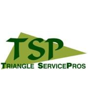 Logo Triangle Service Pros