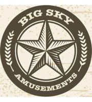 Logo Big Sky Amusements LLC