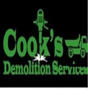 Logo Cook's Demolition Services