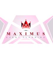 Logo Maximus Event Planning & Partybus Rentals