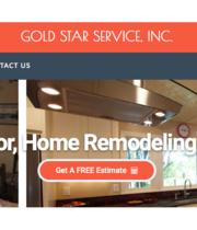 Logo Goldstar Service, Inc.