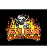 Logo 5150 Customz / Auto Body Shop
