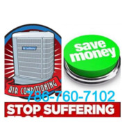 Logo 1 Stop AC Appliances Inc