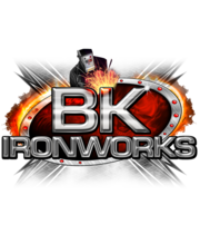Logo BK Iron Works