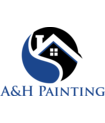 Logo A & H Painting