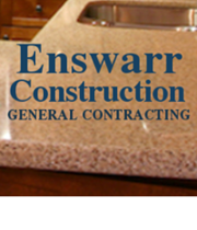 Logo Enswarr construction llc
