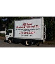 Logo All Year Moving&Removal