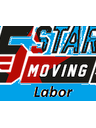 Logo 5 Star Moving Labor
