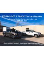 Logo KENNY'S GOT A TRUCK