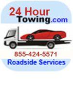Logo 24 hr Towing