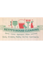 Logo Betty's House Cleaning