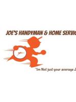 Logo Joe's Handyman & Home Services