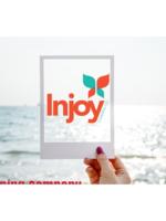 Logo Injoy Cleaning Company