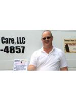 Logo Toney's Floor Care,LLC
