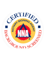 Logo Extra Mile Notary