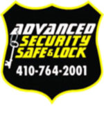 Logo Advanced Security Safe and Lock