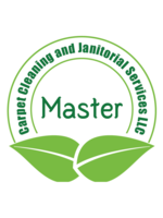 Logo Master carpet cleaning and janitorial services LLC