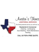 Logo Austin's Finest Janitorial Services, LLC.