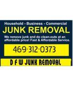 Logo D F W Junk Pickup