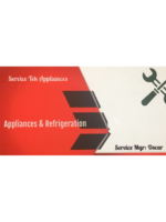 Logo Service Tek Appliances