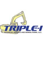 Logo Triple I Clean Up Service & Demolition