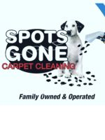Logo Spots Gone Carpet Cleaning & Restoration