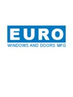 Logo EURO Windows and Doors MFG