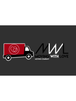 Logo MovinWithLove Moving Company