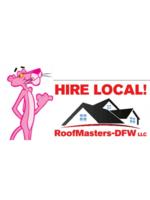 Logo RoofMasters-DFW LLC