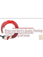 Logo Brian and Barb's Quality Painting and Cleaning Services