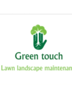 Logo GREEN TOUCH Lawn Care and Maintenance